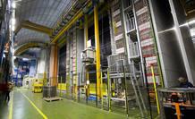 Imagen del laboratorio Gran Sasso, donde se ha llevado a cabo el experimento