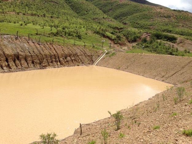 Laguna artificial en Bolivia, para fortalecer la producción agrícola