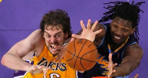 Los Lakers se meten en las semifinales de su conferencia