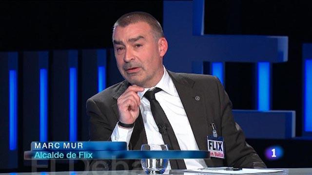 El Debat de La 1 - L'alcalde de Flix, Marc Mur