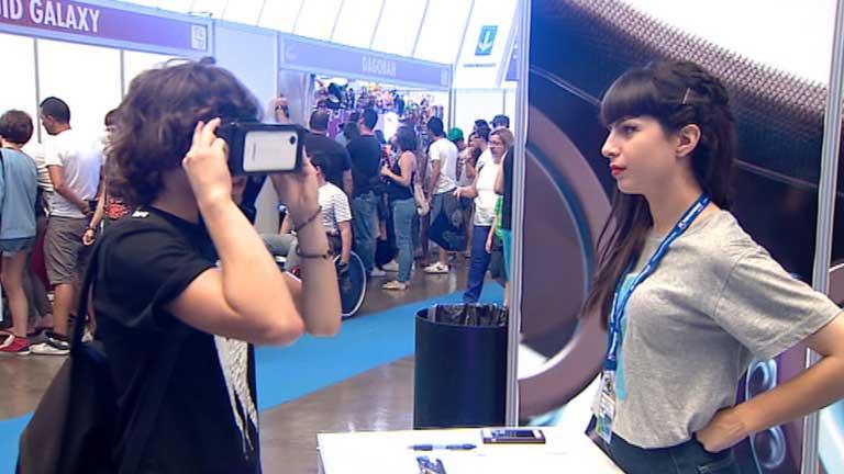 Más de 2.000 personas disfrutan del ocio tecnológico en la Lan Party