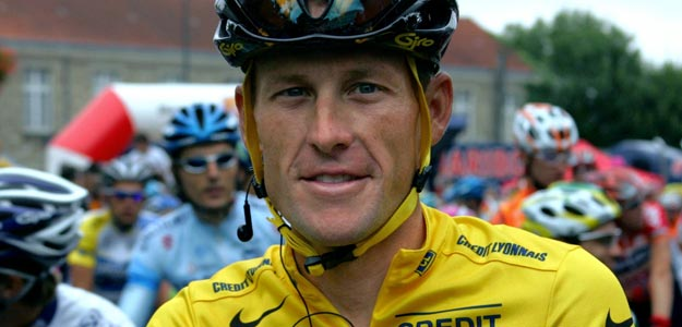 Lance Armstrong, en su &uacute;ltimo Tour