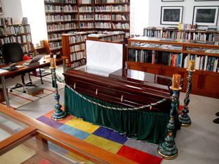 Ver v?deo  'En Lanzarote está instalada la capilla ardiente de José Saramago'