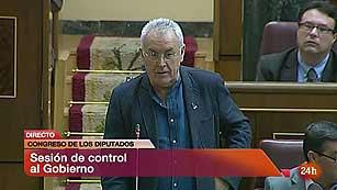 Ver vídeo  'Lara reprocha a Rajoy los ajustes y el presidente del Gobierno responde que pronto habrá crecimiento'