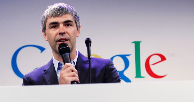 Larry Ellison, director ejecutivo de Google, en una foto de archivo del 21 de mayo de 2012