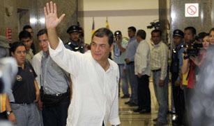 Ver vídeo  'Latinoamérica cierra filas en torno a Ecuador'