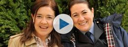 Laura Lebrel y la agente Ortega unen su ingenio en una investigación