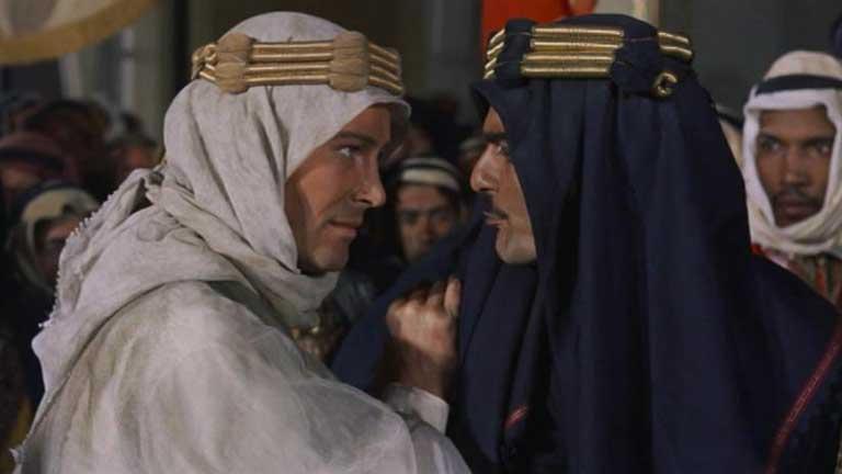 La película Lawrence de Arabia cumple 50 años