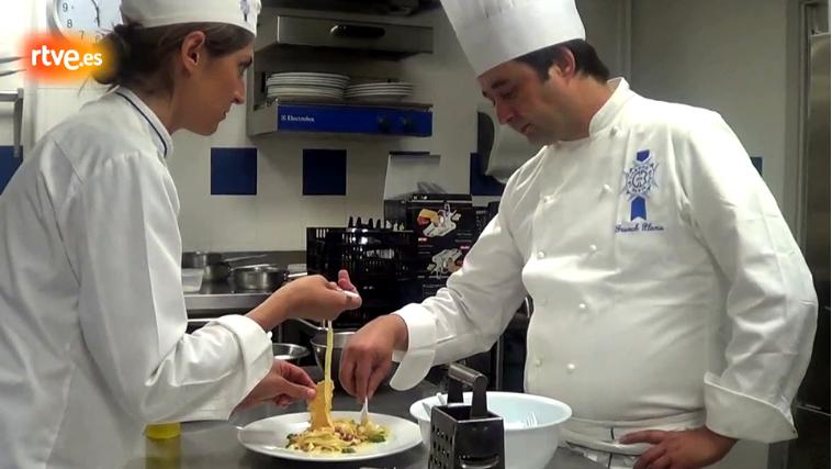 MasterChef - Clase de cocción de carne roja en Le Cordon Bleu Madrid