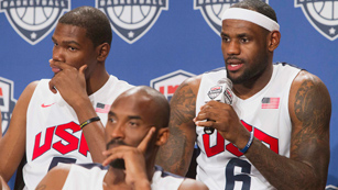 Ver vídeo  'LeBron se une al 'Dream Team' de USA para Londres 2012'