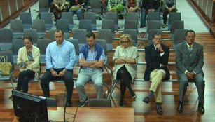 Ver vídeo  'Lectura pública de la sentencia del 'caso Blanqueo''