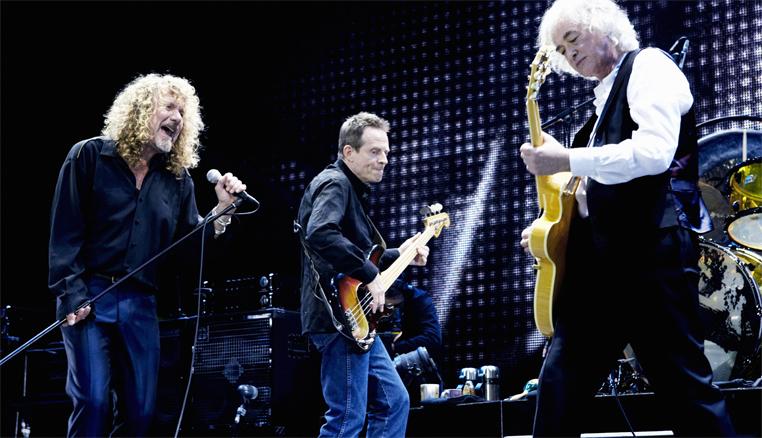 TVE se une al día de la celebración de Led Zeppelin