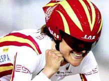 Leire Olaberria logró el bronce en Pekín.