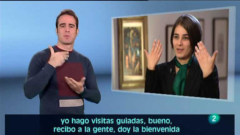 En lengua de signos - 14/12/13