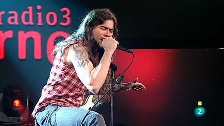 Los conciertos de Radio 3 - Leo Jiménez