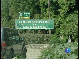 Ver vídeo  'Leogane, la ciudad donde se situó el epicentro del terremoto'