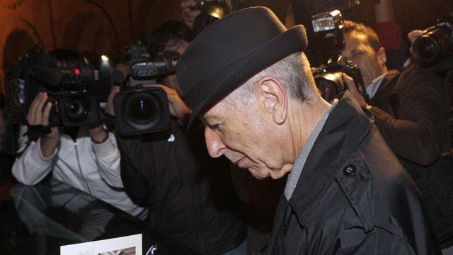 Leonard Cohen y su guitarra española