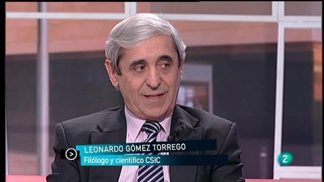 """Para Todos La 2 - Entrevista: Leonardo Gómez Torrego, filólogo - Ortografia se escribe sin """"H"""""""