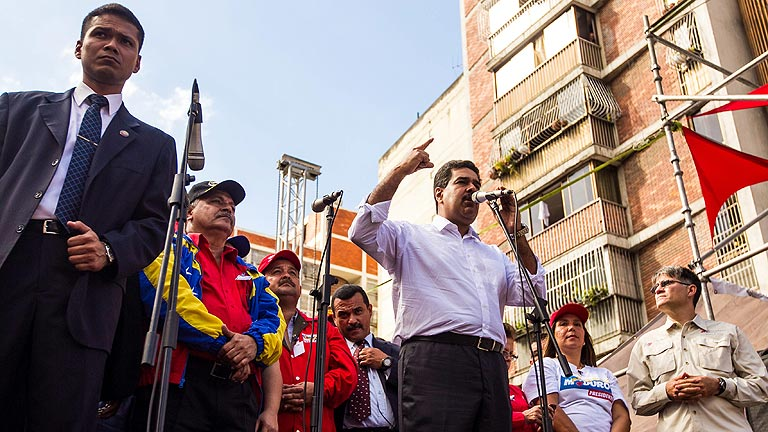 Maduro, más cerca de que el Parlamento de Venezuela le permita gobernar por decreto