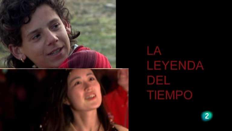 Versión española - La leyenda del tiempo