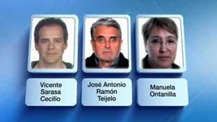 Ver vídeo  'Libertad bajo fianza para dos de los tres GRAPO detenidos'