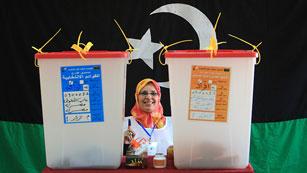 Ver vídeo  'Libia concluye las primeras elecciones libres en medio siglo con una alta participación'