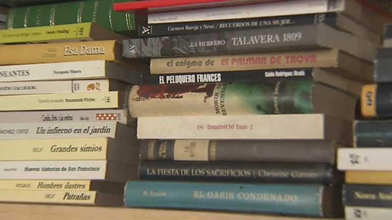 Librería en Madrid donde todos los libros son gratis