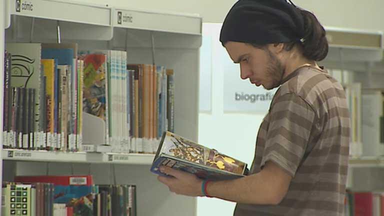 ¿Cuales son los libros que más se prestan en las bibliotecas?