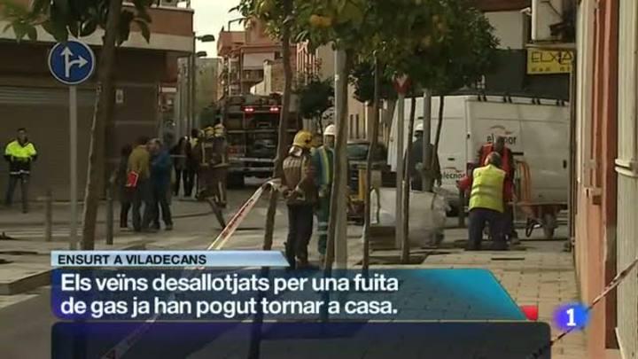 L'Informatiu Cap de Setmana - 10/11/2012