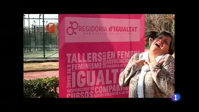 L'Informatiu - Comunitat Valenciana -  08/03/12
