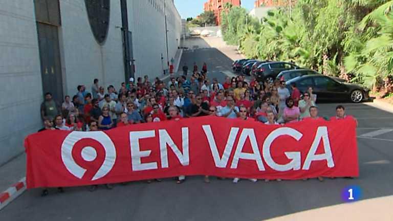 L'Informatiu - Comunitat Valenciana -  17/08/12