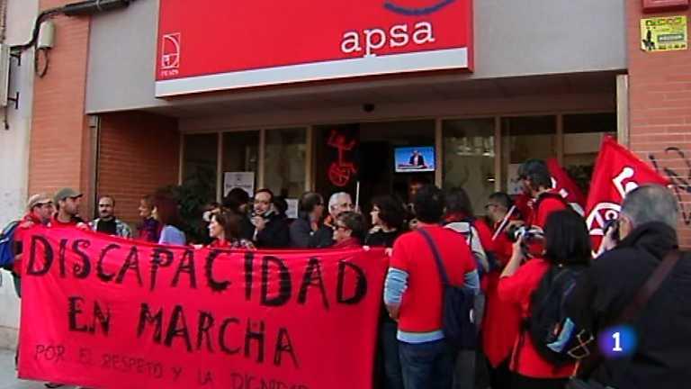 L'Informatiu - Comunitat Valenciana - 18/12/12