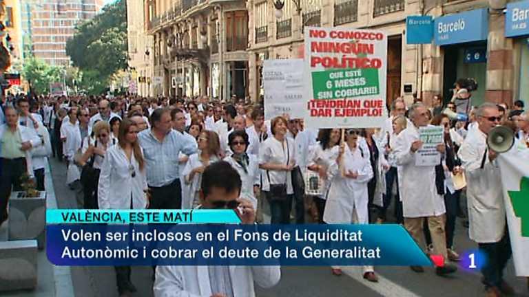 L'Informatiu - Comunitat Valenciana 2 - 23/10/12