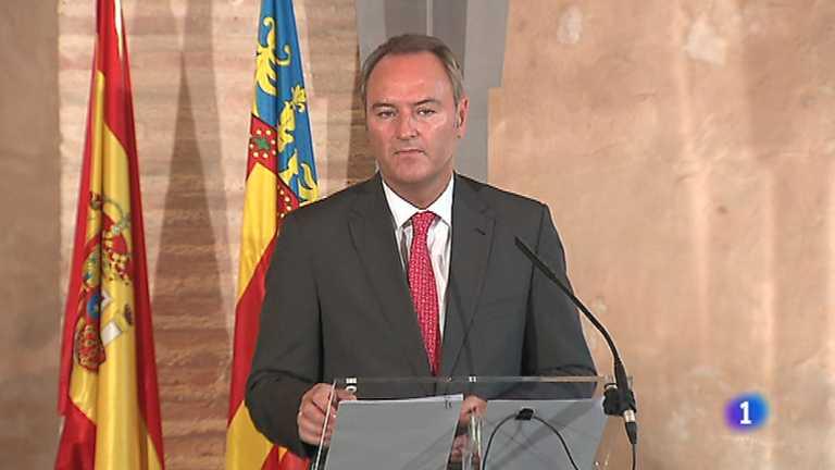 L'Informatiu - Comunitat Valenciana -  27/07/12