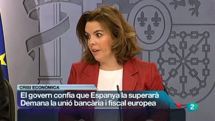 L'informatiu vespre - 15/06/2012