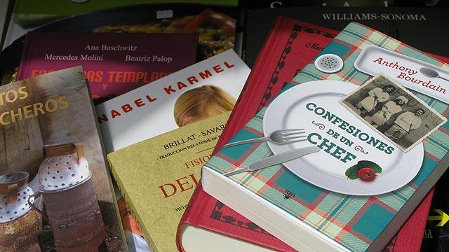 De primero una de libros - Libreria gastronomica madrid ...