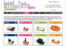 Los LittleBits son como los clásicos bloques de Lego adaptados al siglo XXI