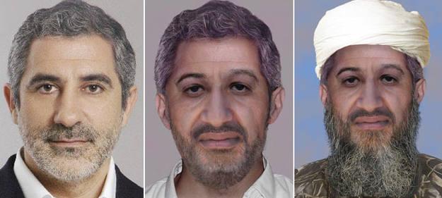 El FBI utilizó rasgos de Gaspar Llamazares para realizar un retrato robot del líder de Al Qaeda, Osama Bin Laden, envejecido.