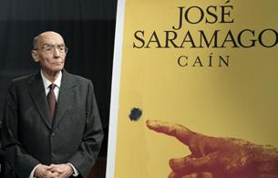 """Ver v?deo  'Llega a las librerías españolas """"Caín"""", el último libro del Premio Nobel José Saramago.'"""