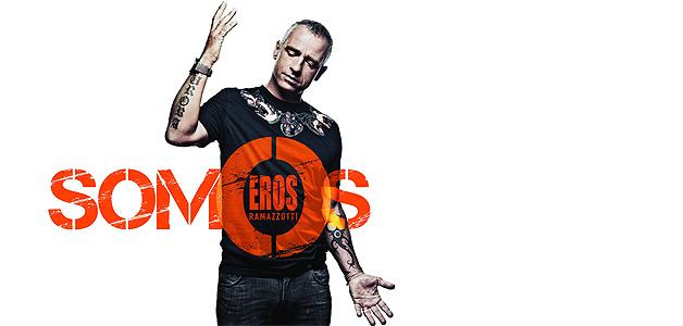 ¡Te llevamos a Roma para la presentación del nuevo disco de Eros Ramazzoti! ¡Participa!