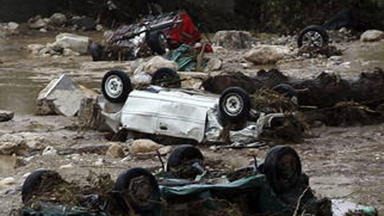 Informe Semanal: Lluvias catastróficas de otoño