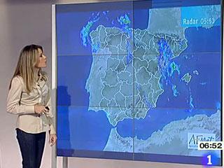 Ver vídeo  'Lluvias generalizas en todo el país con especial intensidad en Castellón'
