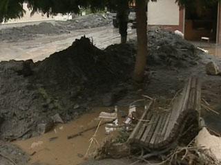 Ver vídeo  'Las lluvias provocan numerosos daños en Vinaroz, Tortosa y Calahonda'