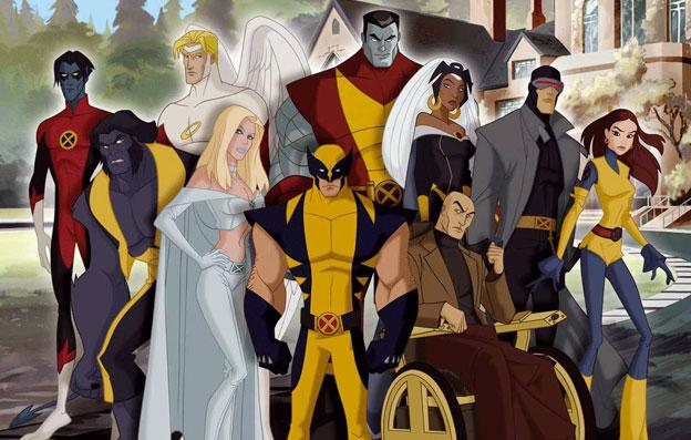 Lobezno y los X-Men