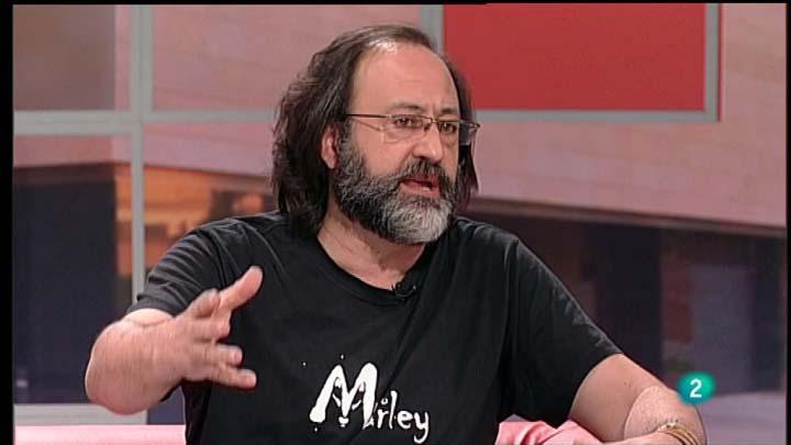 Para Todos La 2 - Entrevista Luis Miguel Domínguez, El Lobo