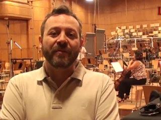 Ver vídeo  ''Lobos de Arga'. Acompañamos al compositor, Sergio Moure, a grabar la banda sonora en Bulgaria'