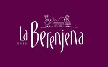 Logo de La Berenjena