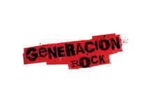 Logo Generación Rock