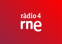 Logo Ràdio 4 - any 2009