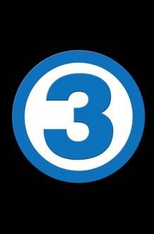 """El logotipo de """"Los 3 Fantásticos"""""""